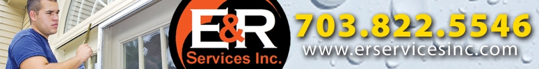 E & R Services, Inc. - Let the Sunshine In! Save Now on: Window Cleaning Power Washing