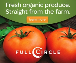 Full Circle - Organic food delivery to your home!