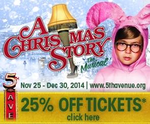 The 5th Avenue Theatre -