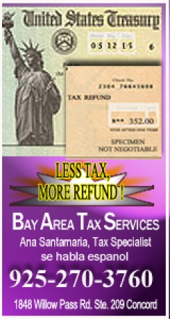 Bay Area Tax Services