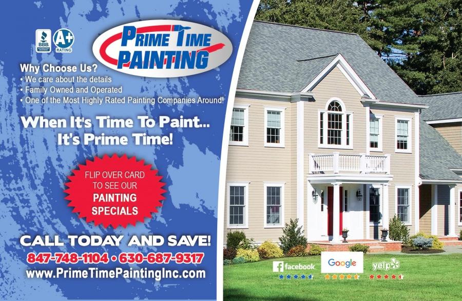 Prime Time Painting