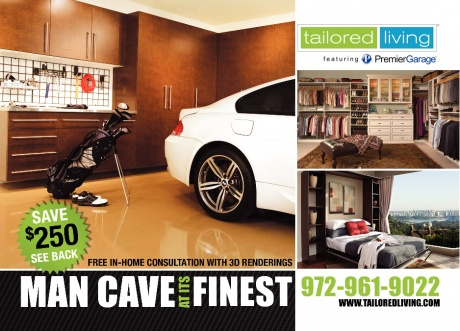 Tailored Living & Premier Garage