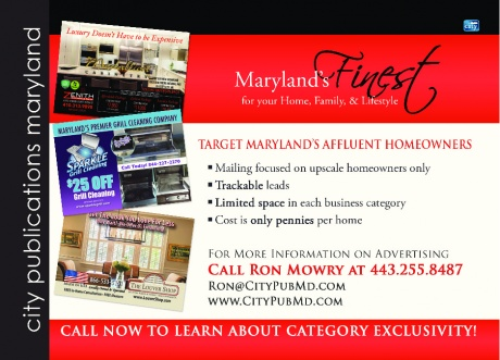 City Publications Maryland