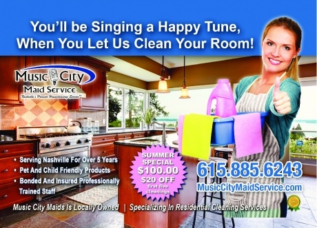 Music City Maid Service