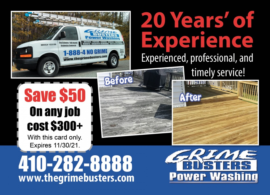 Grime Busters Power Washing