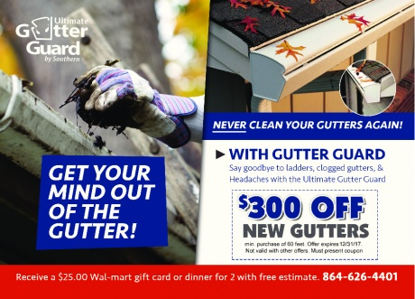 Unlimited Gutter Guard