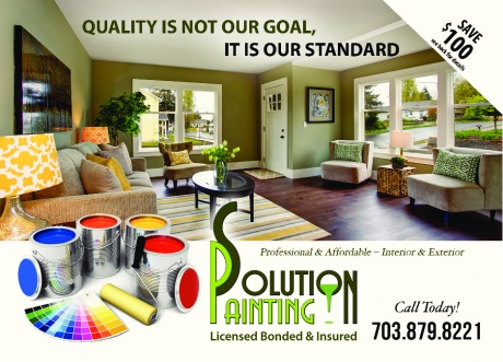 Solution Painting, Inc.