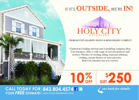 Holy City Exteriors