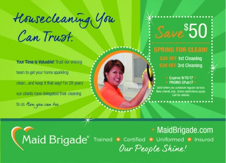Maid Brigade - South Shore Nassau