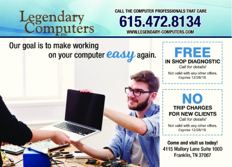 Legendary Computers, Inc