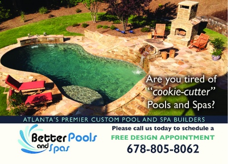 Better Pools and Spas