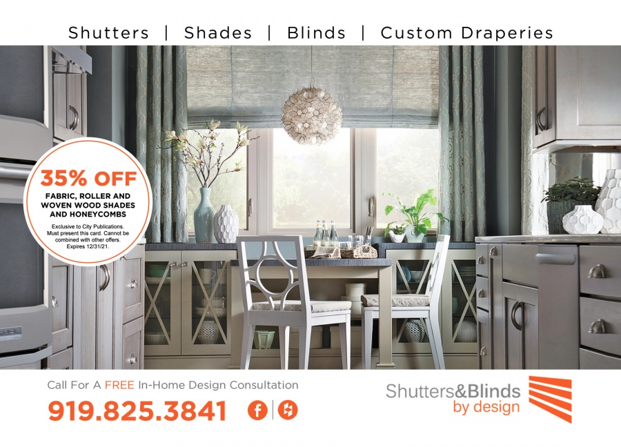 Shutters & Blinds by Design
