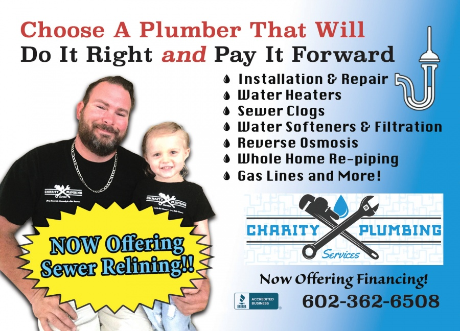 Charity Plumbing Services