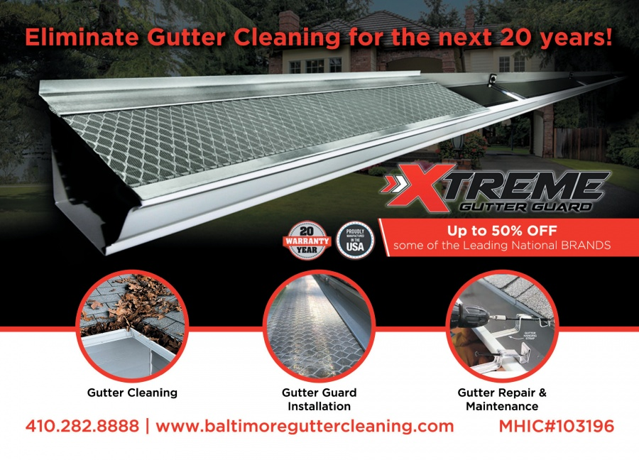 Baltimore Gutter Cleaning