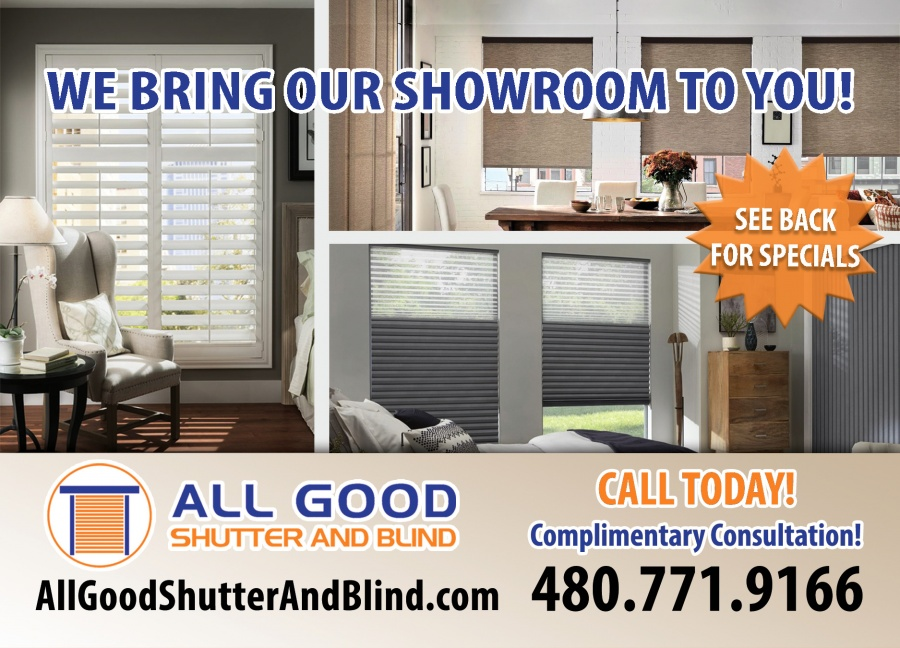 All Good Shutters and Blinds