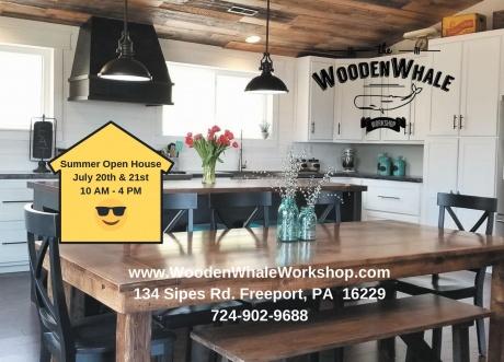 Wooden Whale Workshop