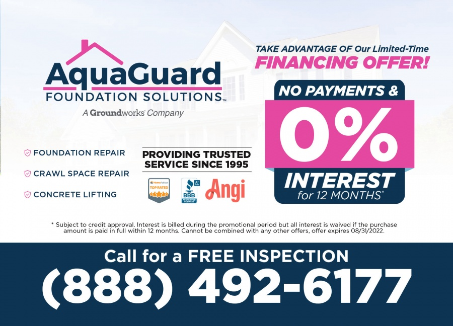 AquaGuard - Concrete Repair