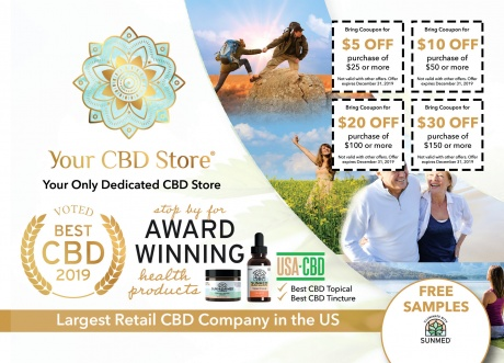 Your CBD Store West