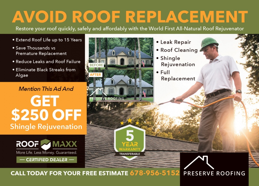 Preserve Roofing