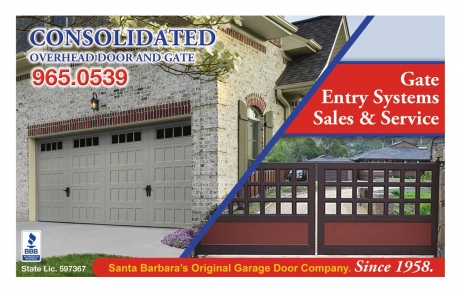 Consolidated Overhead Door and Gate