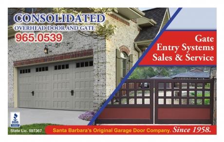 ... Santa Barbara Furniture U0026 Mattress Gallery; Consolidated Overhead Door  And Gate ...