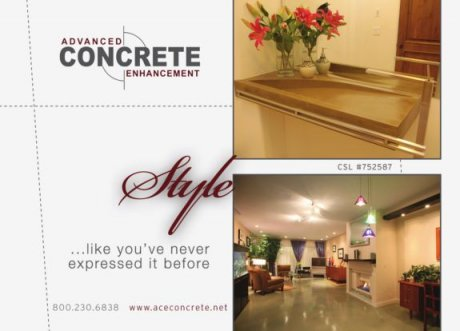 Advanced Concrete Enhancement
