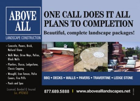 Above All Landscape Construction