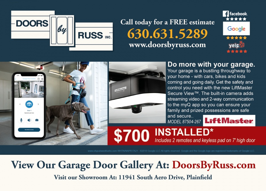 Doors by Russ, Inc.