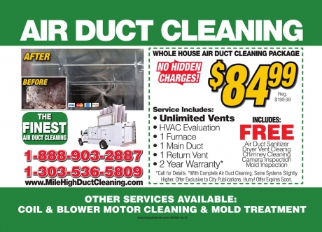 Air Duct Cleaning Chimney Cleaning Dryer Vent