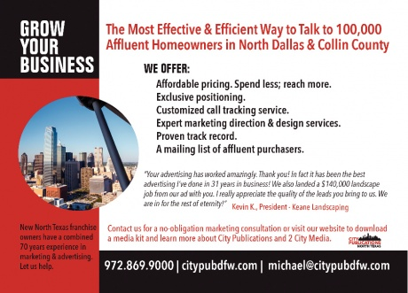 City Publications DFW (Advertising)