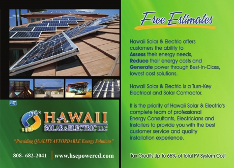 Hawaii Solar & Electric