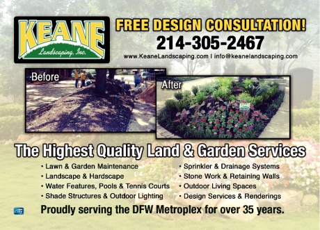 Keane Landscaping & Texas Trees