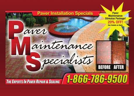 Paver Maintenance Specialists