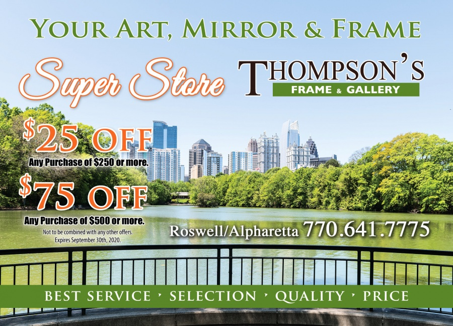 Thompson's Frame Gallery