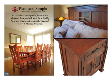 Plain and Simple Furniture