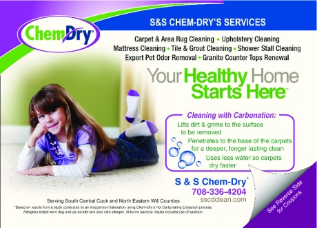 S&S Chem Dry (carpet cleaning)