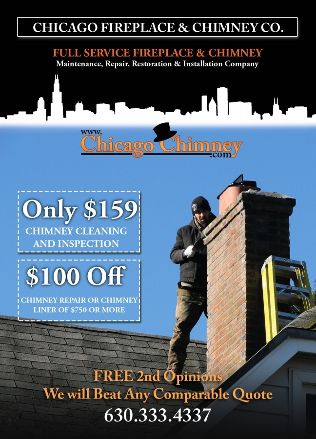 Chicago Fireplace and Chimney