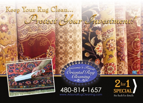 Arizona's Finest Oriental Rug Cleaning