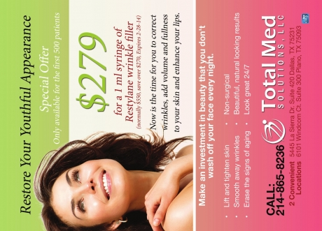 Total Med Solutions (weight loss, hormones & more) - TX - Exclusive Retail