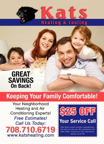 Kats Heating & Cooling