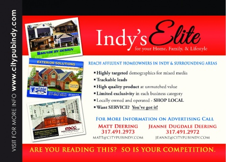 City Publications Indy-INDY'S ELITE