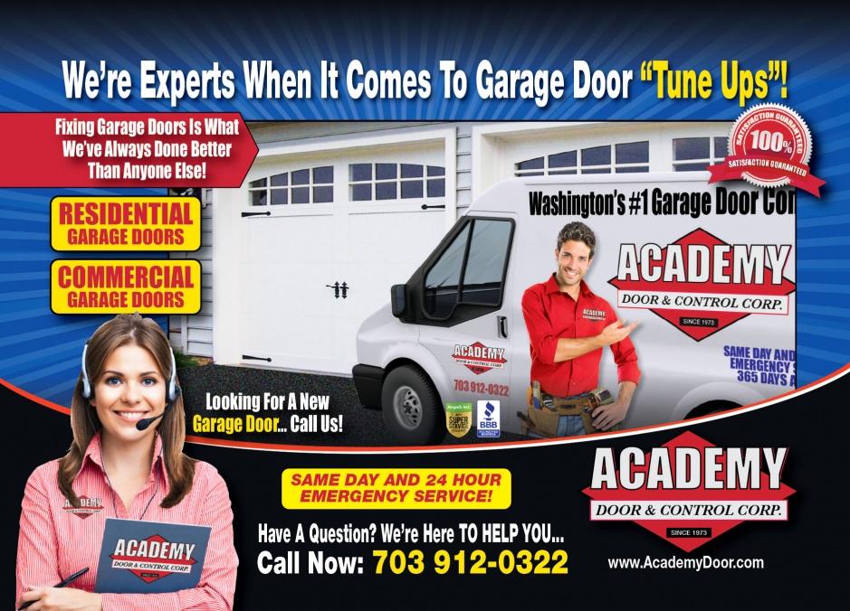 Academy Door (Garage Doors)