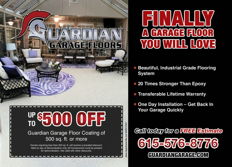 Guardian Garage Floors