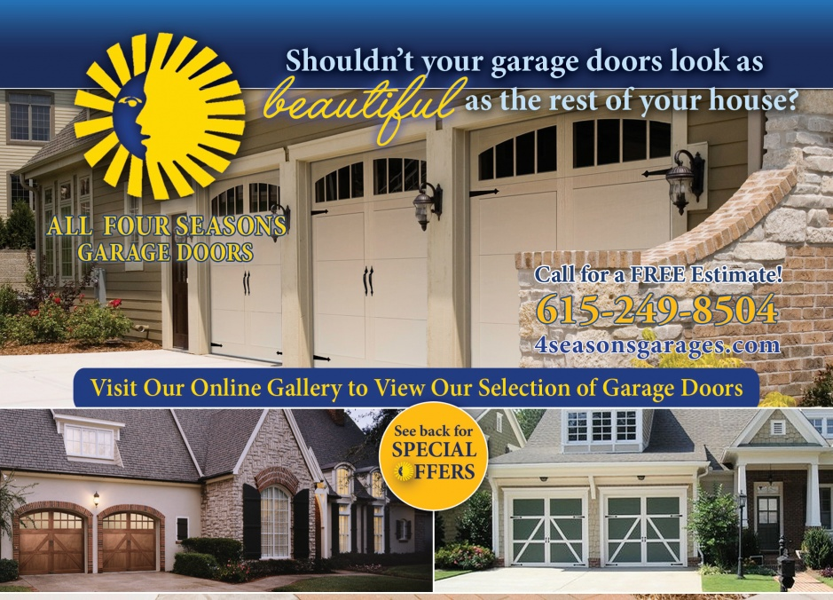 All Four Seasons Garage Doors