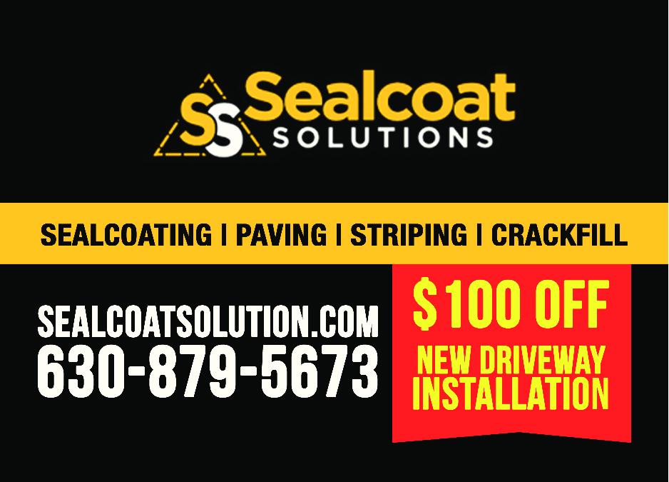 Sealcoat solutions sealcoatingpavingstripingcrackfill colourmoves