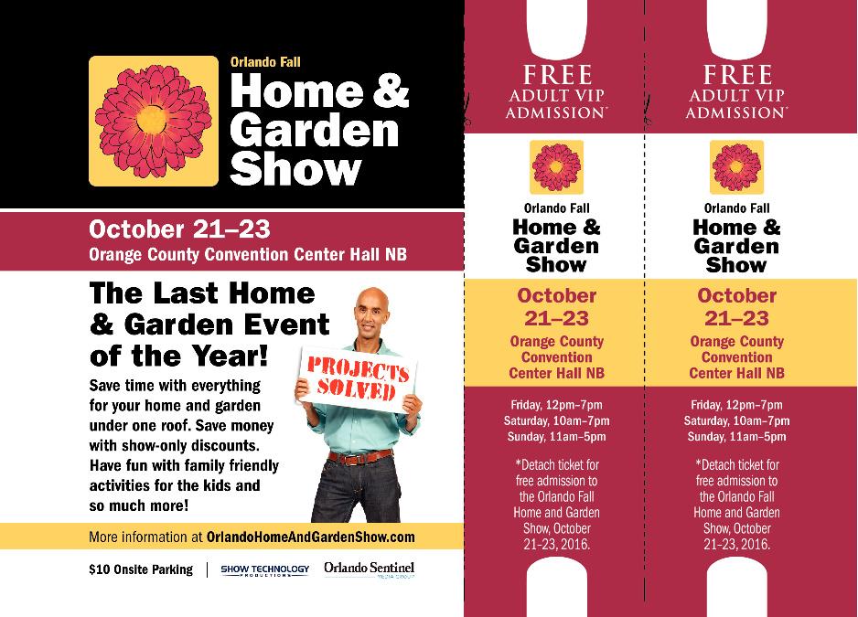 Orlando Home Garden Show