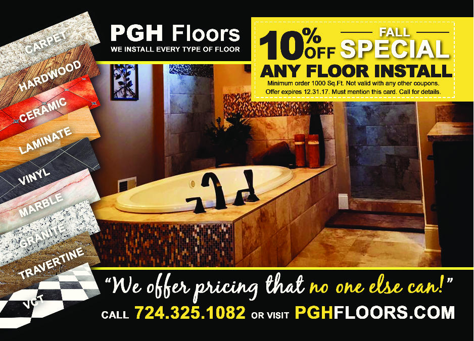 Visit Us In Our New Showroom 5074 William Penn Highway Monroeville Pgh Floors
