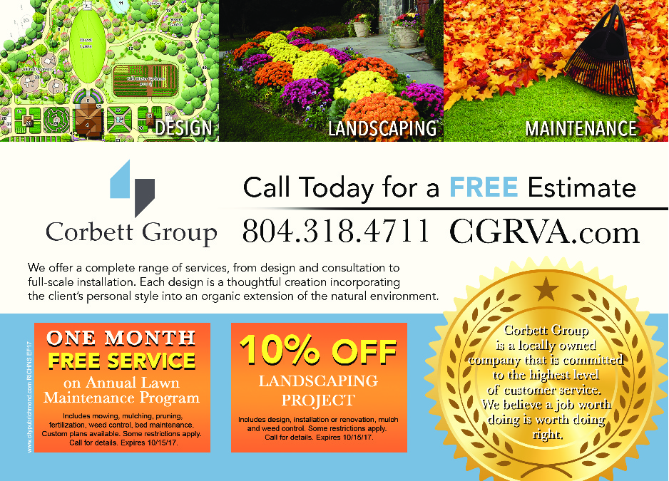 Corbett Group - Lawn care & Landscaping