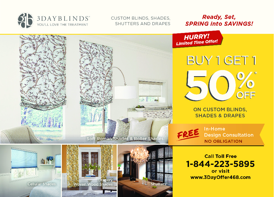 4d3a0191123f 3 Day Blinds - You ll Love The Treatment