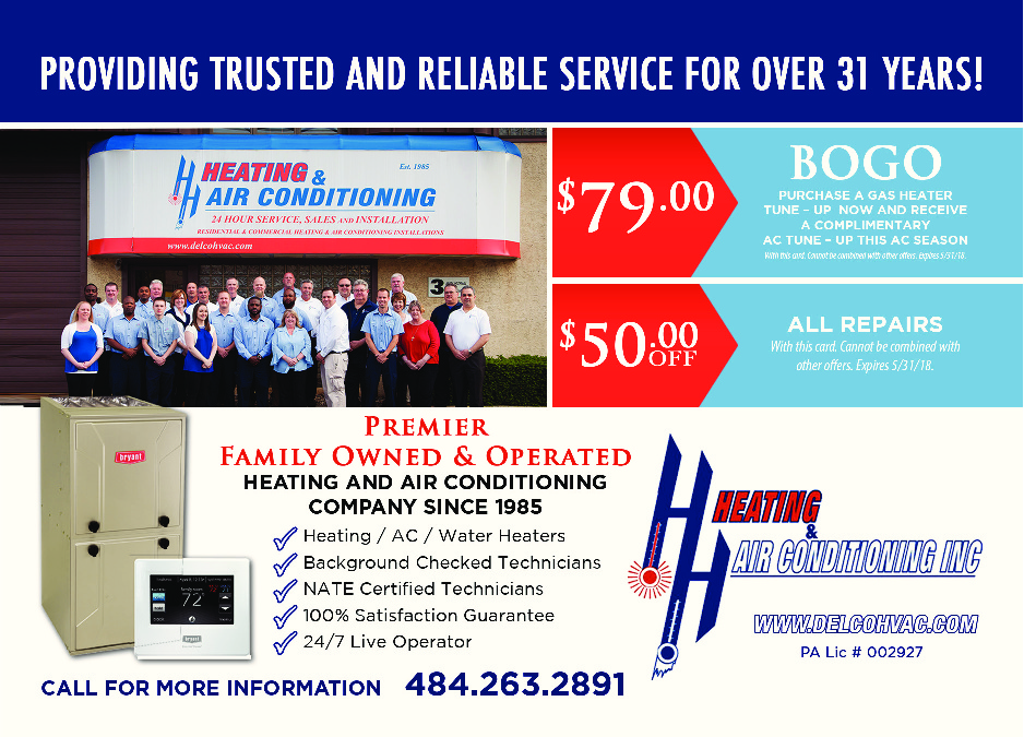 H&H Heating and Air Conditioning, Inc.